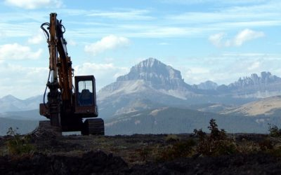 Alberta didn't consider impact of mountain coal mining on tourism: official